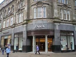 Zara en Rusia y en China
