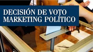 El marketing político da votos