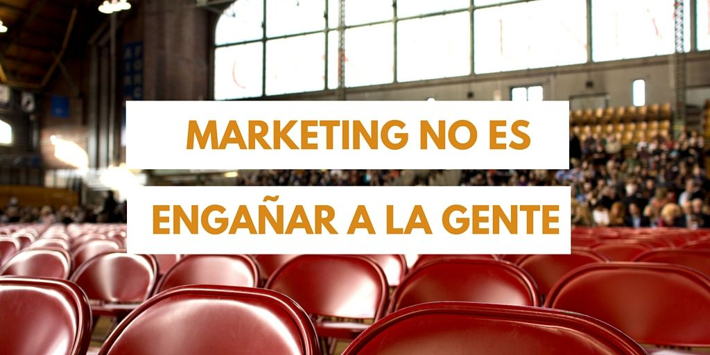 ¿El 'marketing' engaña?