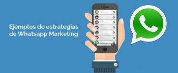 Marketing a través de WhatsApp