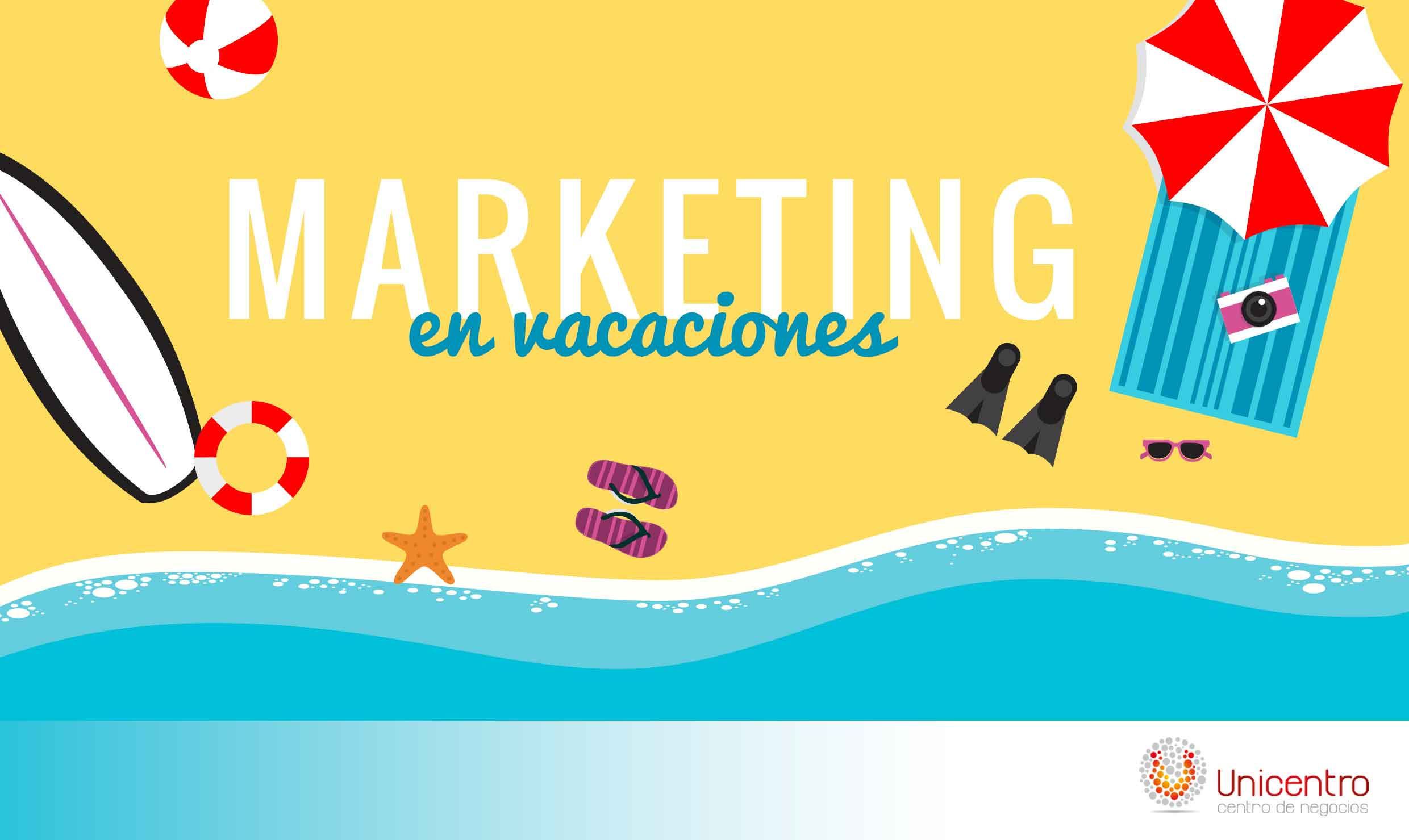 Marketing del descanso en vacaciones