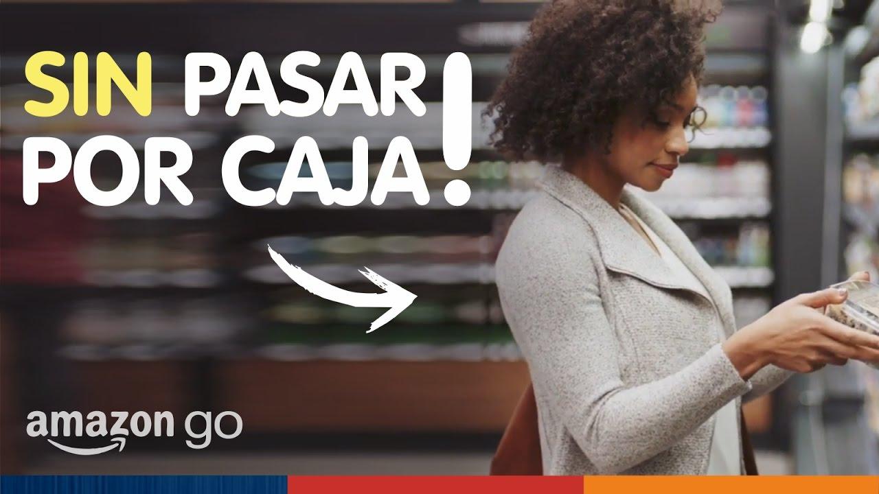 Amazon Go: el supermercado sin cajeros